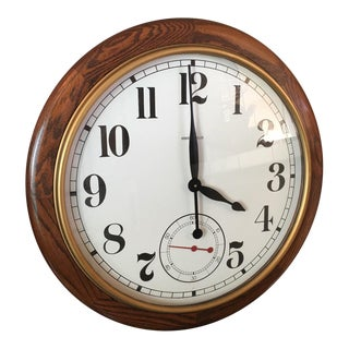 Howard Miller Magnifique Wall Clock