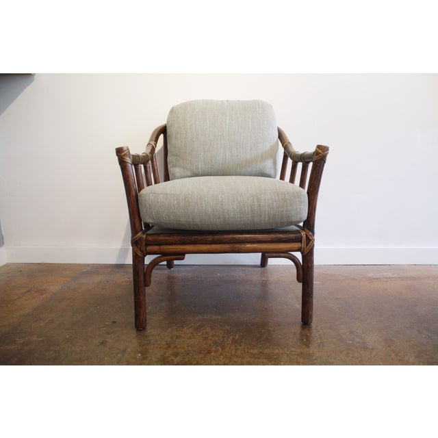 McGuire A-1 Lounge Chair - Image 2 of 9