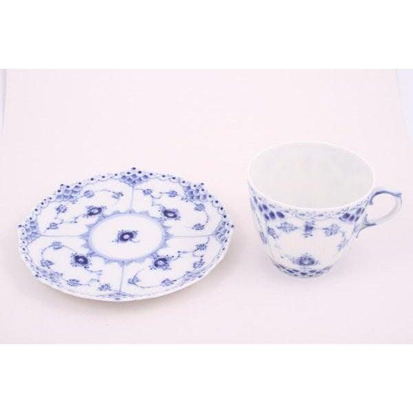 Royal Copenhagen Mini Cup & Saucer - A Pair - Image 7 of 8