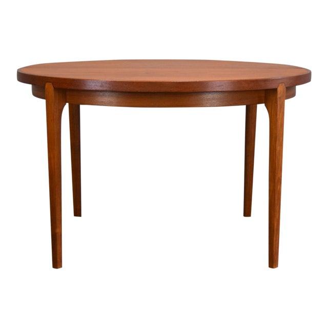 Heltborg Møbler Danish Teak Expandable Dining Table - Image 1 of 11