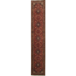 Pasargad N Y Kashan Design Hand-Knotted Rug - 2′8″ × 14′4″