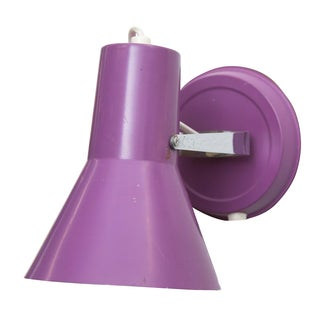 Little Purple Hala Style Wall Sconce