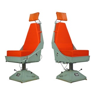 Airplane Chairs from C-130