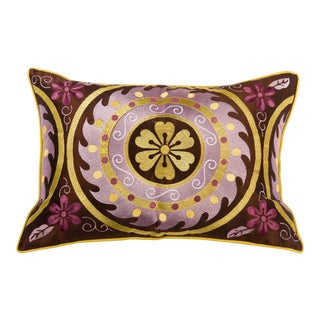Andolan Embroidered Pillow