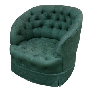 James Mont attributed Tufted Armchair