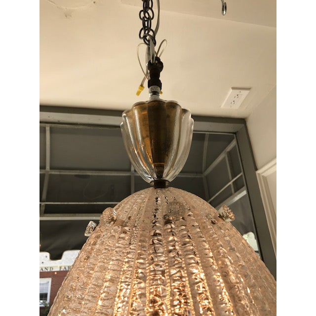 Carl Fagerlund for Orrefors Drop Pendant Chandelier - Image 3 of 6