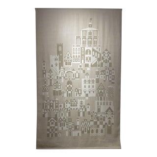"Rare Alexander Girard Panel ""Palazzo"" for Jack Larsen"