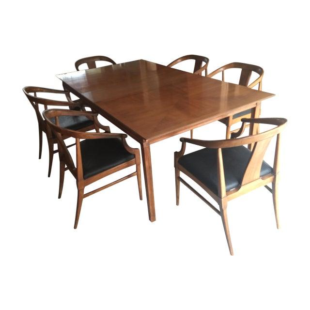 Thomasville Dining Room Sets: Thomasville Vintage Mid-Century Dining Set