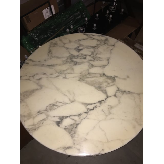 Image of Tulip Marble Dining Table