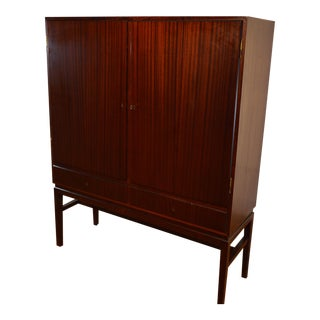 Ole Wanscher Danish High Mahogany Sideboard