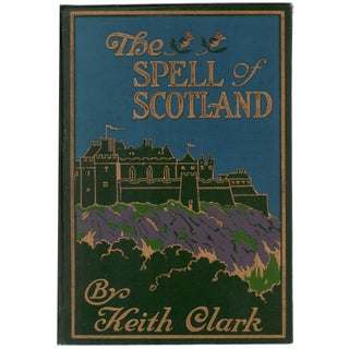 The Spell of Scotland Book