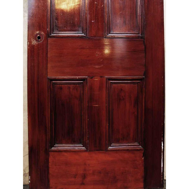Colonial Style 6 Recessed Panel Door Chairish