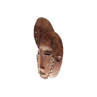 Dogon Bronze Mask