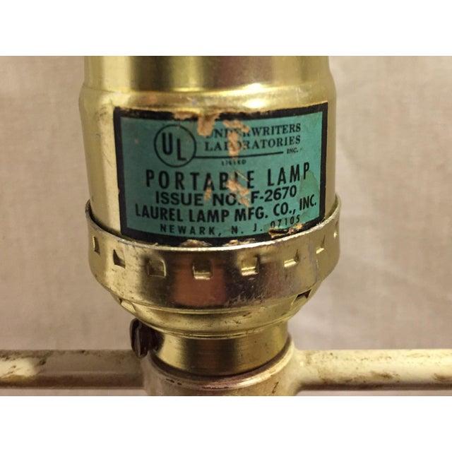 Vintage Laurel Adjustable Floor Lamps - A Pair - Image 9 of 11