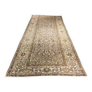 Bellwether Rugs Vintage Persian Malayer Area Rug - 5' X 11'10""