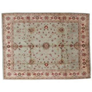 """Leon Banilivi Aqua Zeigler Carpet - 6'7"""" x 8'8"""""""