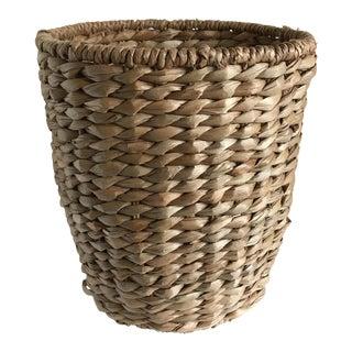 Bohemian Rope Basket, Wastebasket