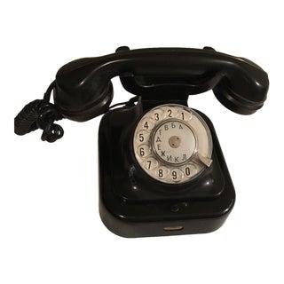 Vintage Art Deco Russian Phone