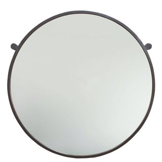 Sarreid Ltd Round Metal Mirror