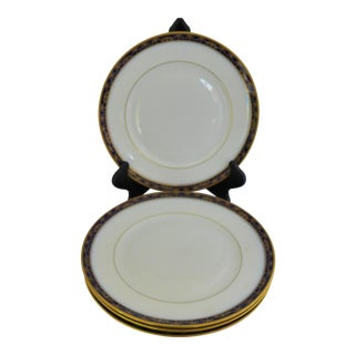 "Richard Ginori ""Castello"" Dinner Plates - Set of 4"