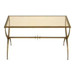 French Mid-Century Coffee Table