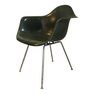 Eames Olive Green Shell Chair