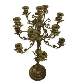 Bombay Furniture Candle Holder