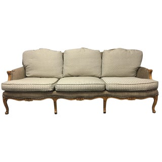 Baker Furniture French Country Sofa
