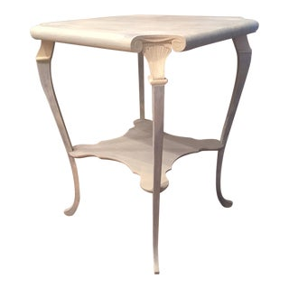 Swedish Gustavian Tier Table