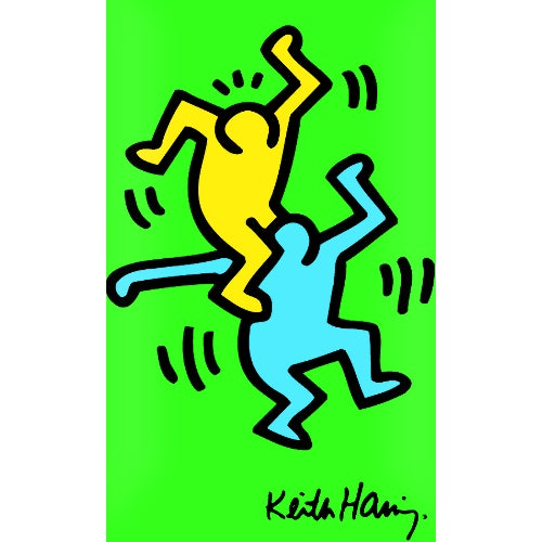 Limited Edition Keith Haring Skate Deck - Image 2 of 3