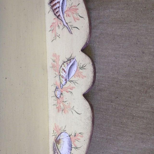 Image of Seashell Painted Shelves
