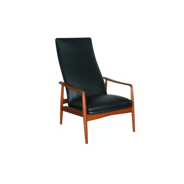 Danish Recliner Chair by Soren Ladefoged - Image 1 of 7