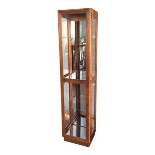 Mid-Century Display Cabinet