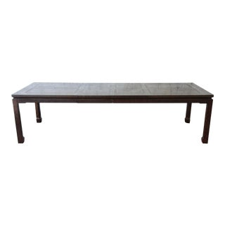 Mario Buatta for John Widdicomb Chinoiserie Dining Table