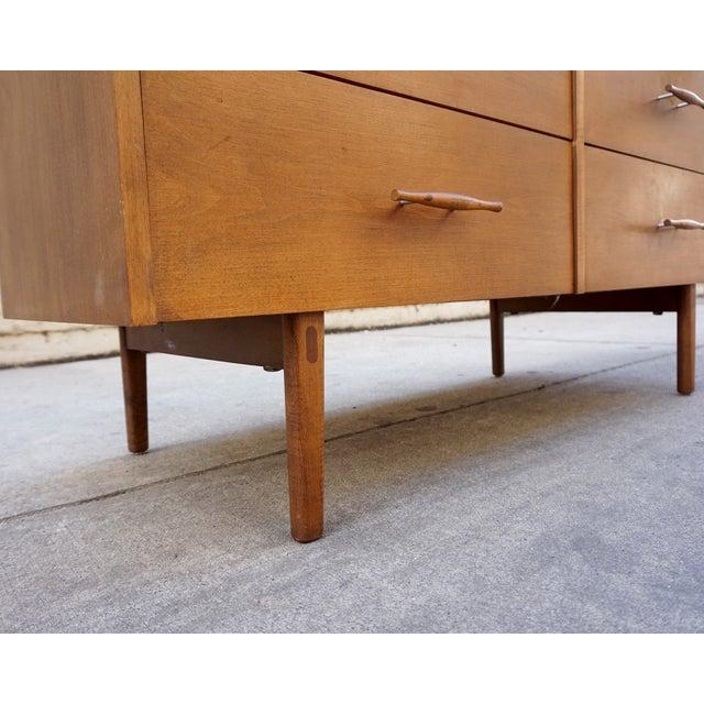 Image of Paul McCobb Six Drawer Dresser