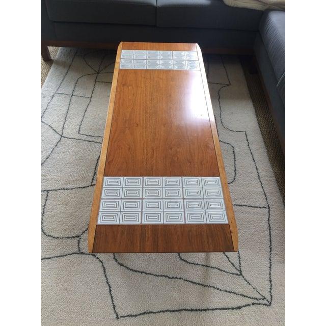 Image of Lane Mid-Century Coffee Table