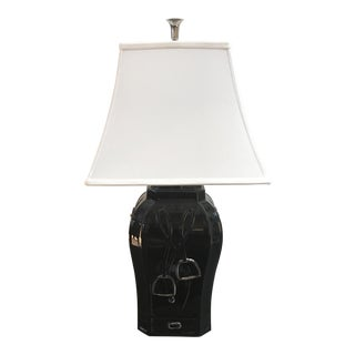 Equestrian Style Table Lamp