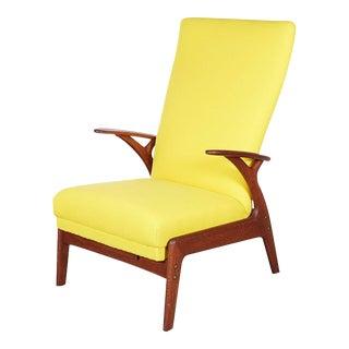 Aage Christiansen Recliner Arm Chair