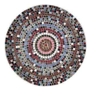 Vintage Mosaic Tray