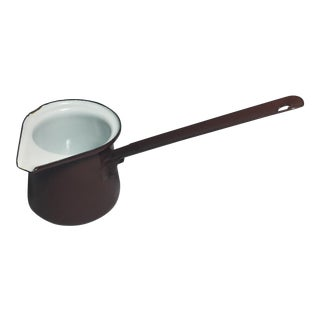 Vintage Enamelware Dipper