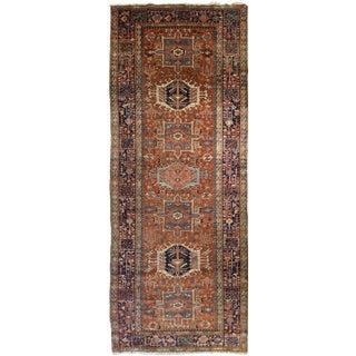 Vintage Persian Karadja Rug