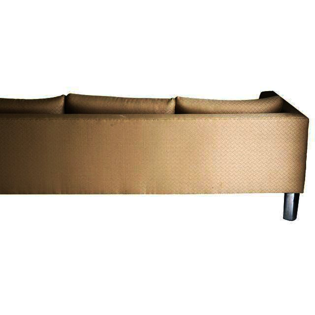 Mid Century Modern Chrome Leg Sofa - Image 5 of 9