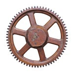 Image of Vintage Wood Gear