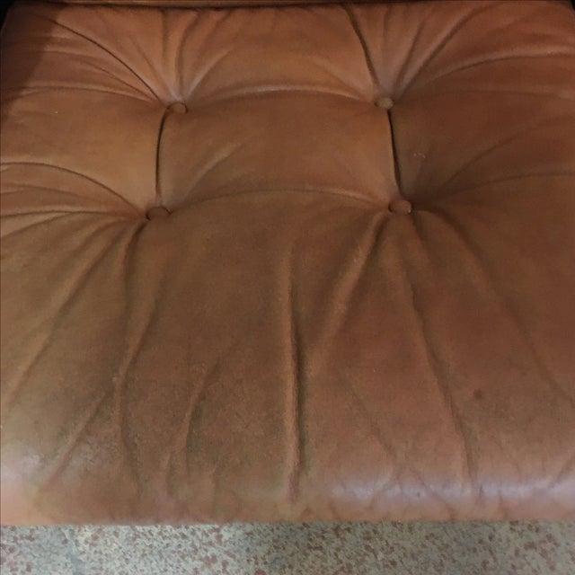 Image of Ekornes 'Amigo' Stressless Leather Settee