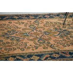 Image of Antique Lilihan Square Rug - 5' X 5'9""