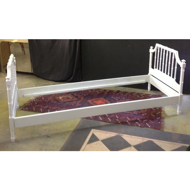 Faux Bamboo Daybed by Thomasville - Image 6 of 8