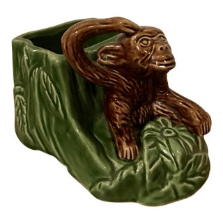 Curious Monkey Planter