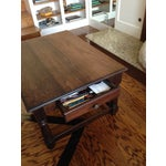 Image of Country Style Reclaimed Oak Coffee Table