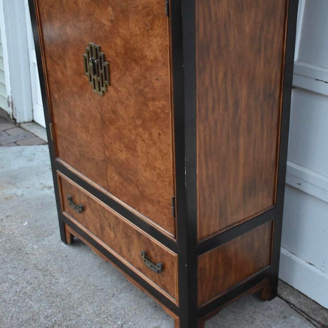 Century Furniture Chin Hua Collection Armoire - Image 11 of 11