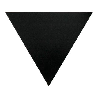 Black Magnetic Triangle Wall Tile